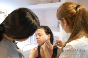 Кінозіотейпування обличчя